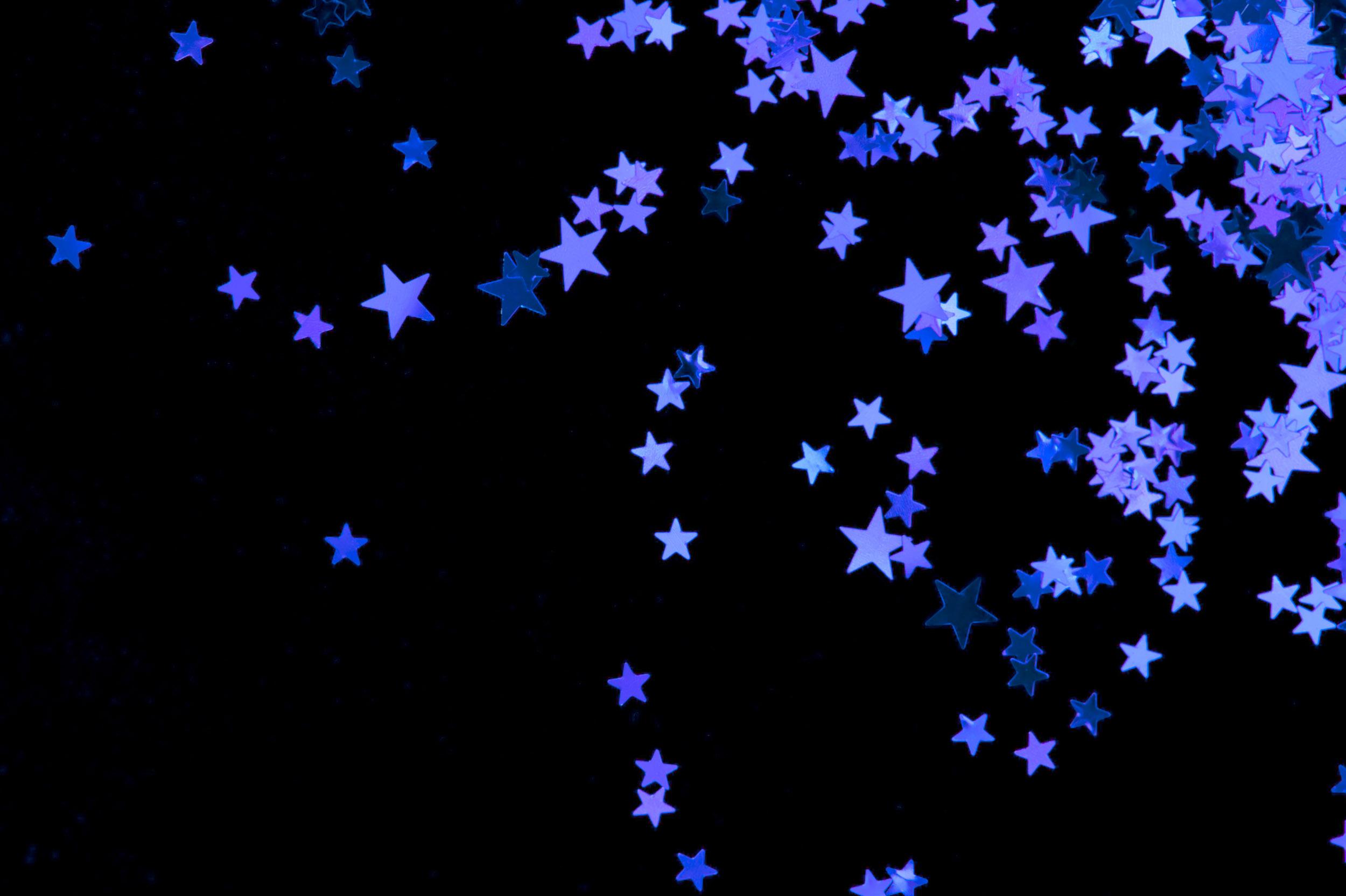 Purple Stars Desktop Wallpaper Iskin Co Uk
