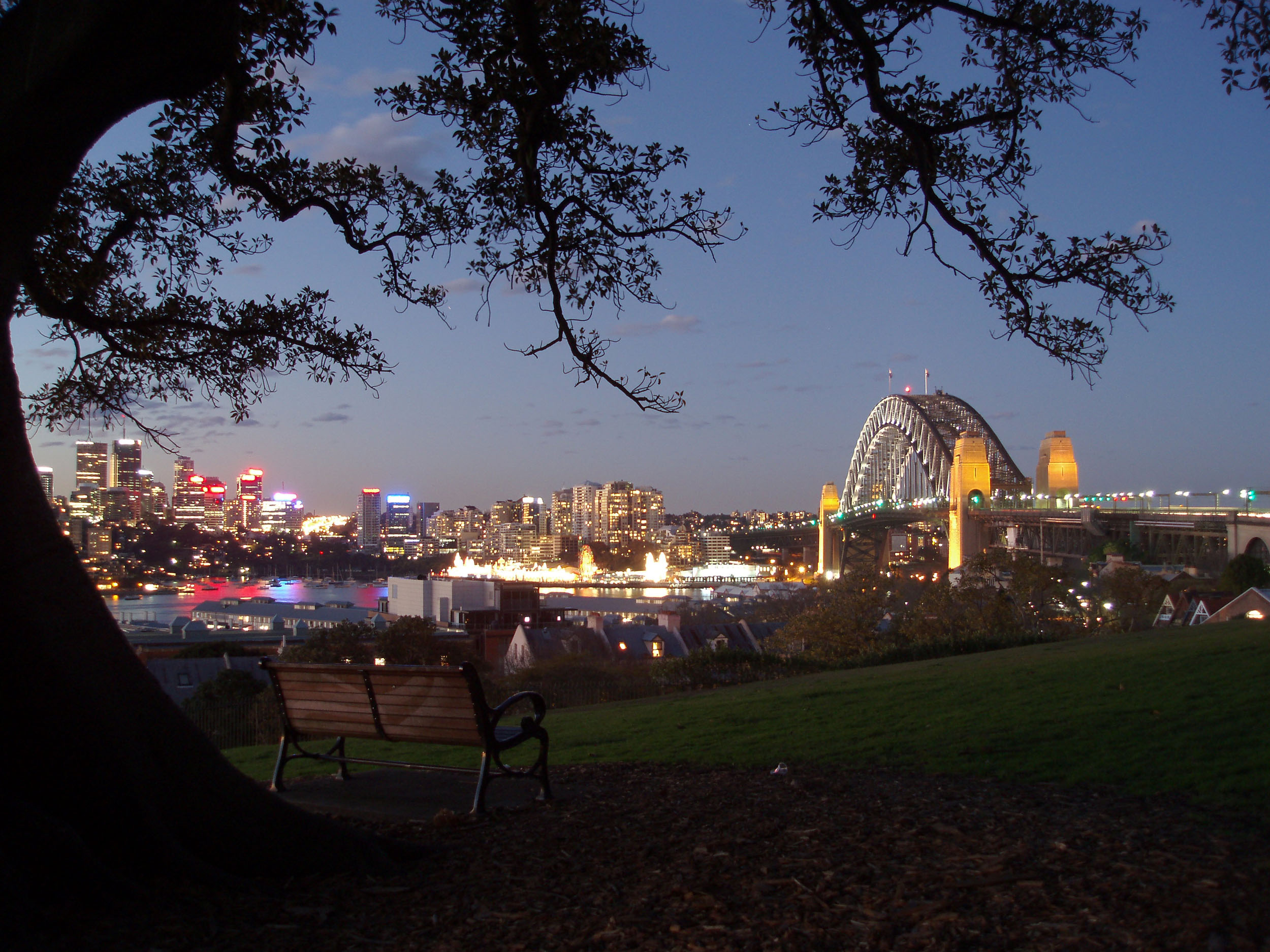Sydney harbour bridge desktop wallpaper iskin altavistaventures Choice Image