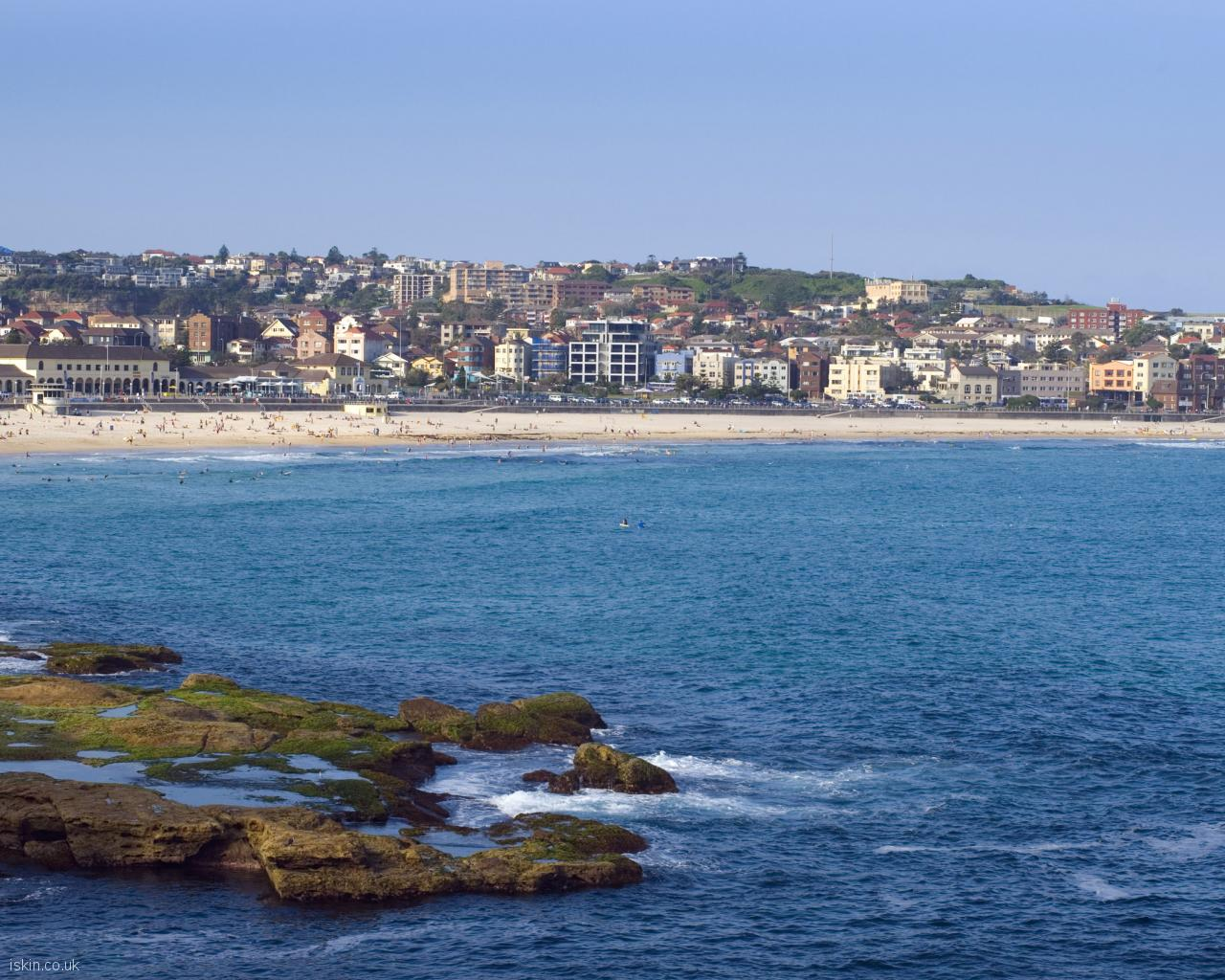 desktop image Bondi Beach View