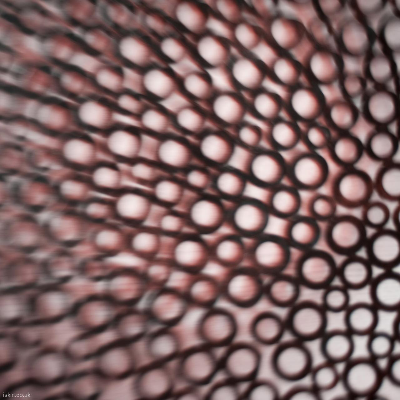 android table squaremotion blur op art