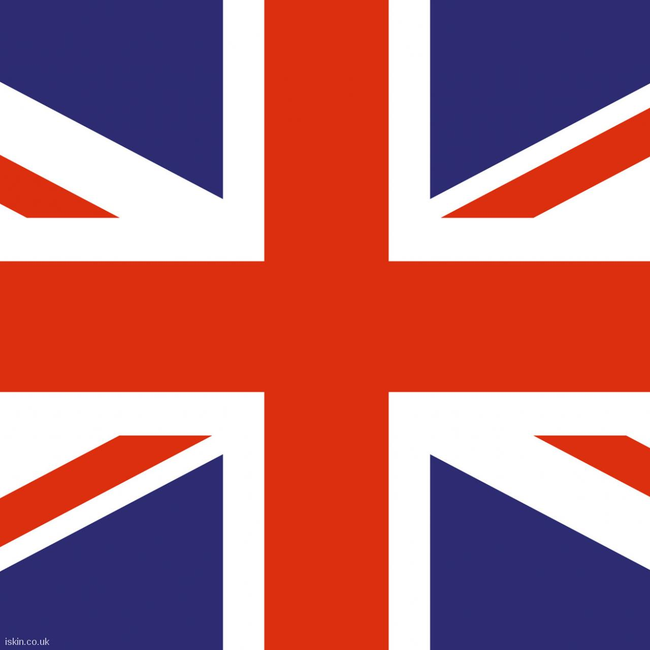 android table squareUK Union Flag