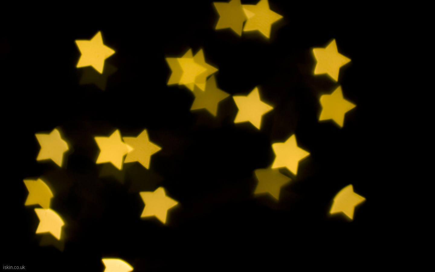 desktop image Yellow Stars