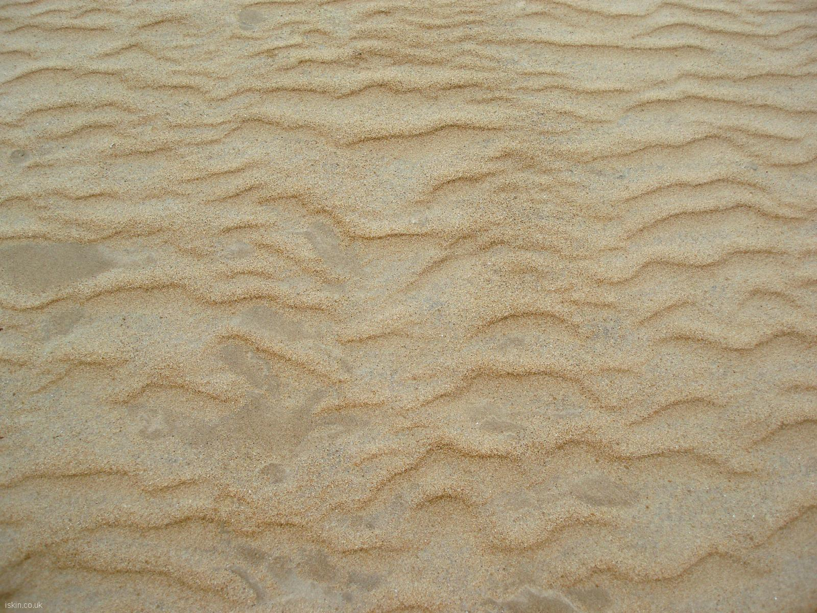 desktop image Sand Waves