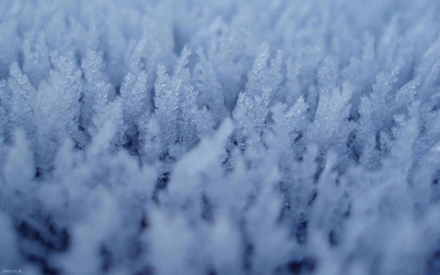 desktop image Ice Crystals