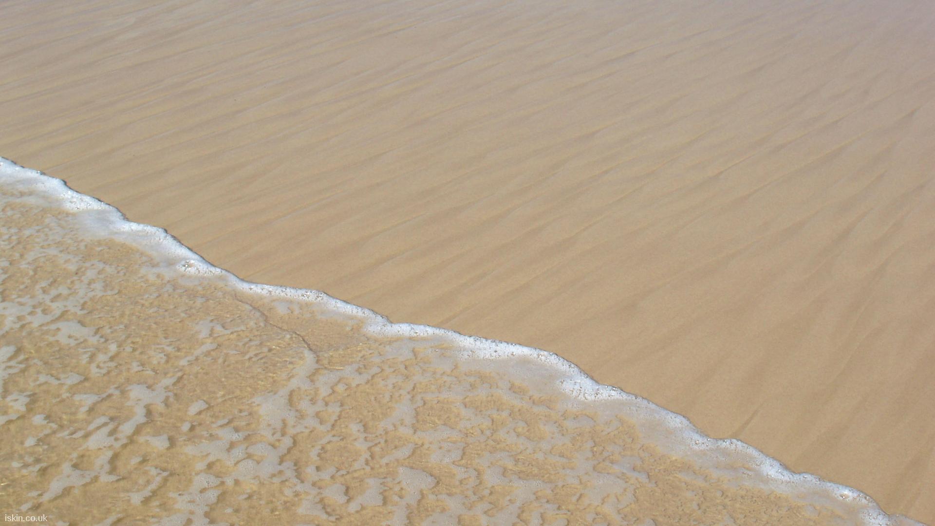 Sandy Beach Desktop Wallpaper Iskin Uk Full Hd Tv Home