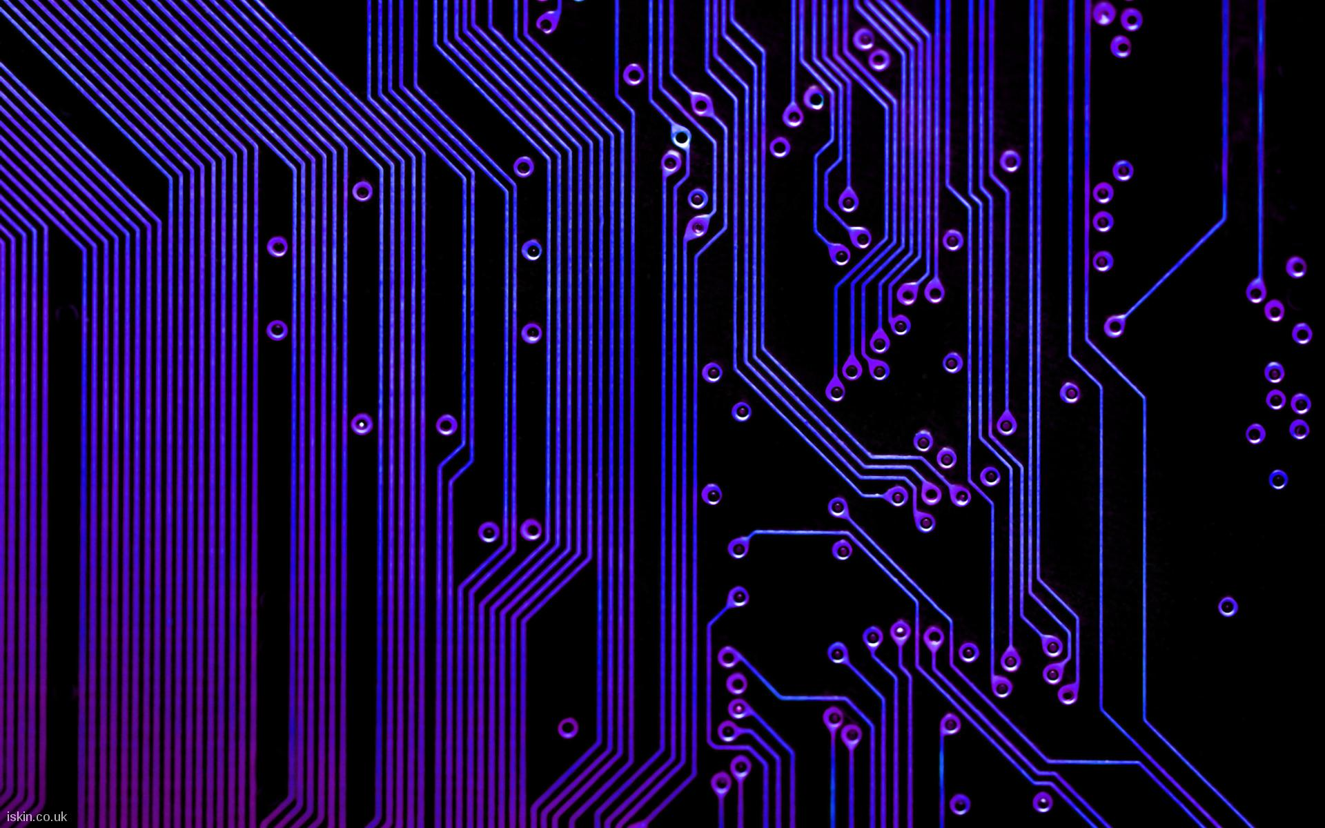 desktop image printed circuit board