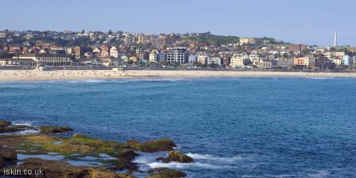 twitter header Bondi Beach View