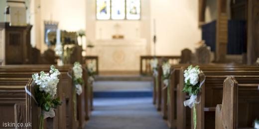 twitter header Church Aisle