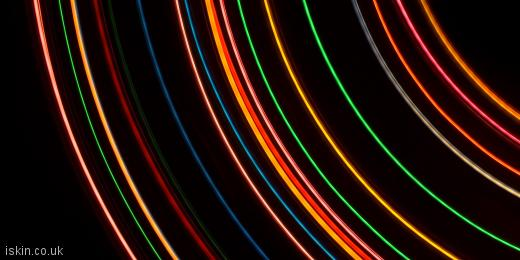 twitter header Arcing Light
