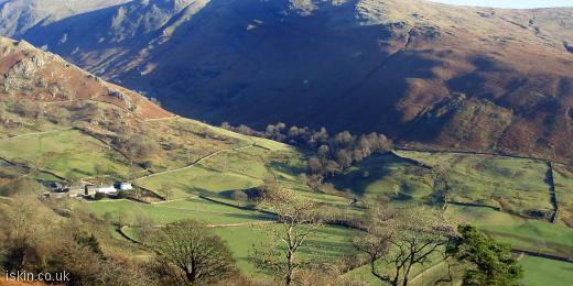 twitter header Cumbrian Fells