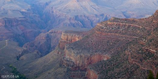 twitter header grand canyon landscape