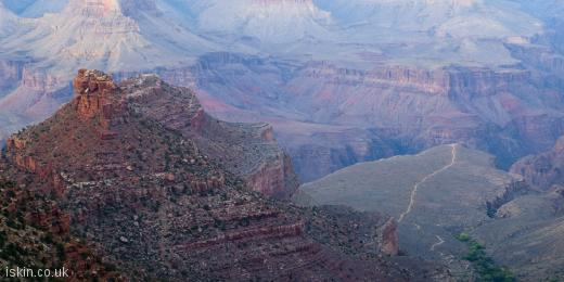 twitter header grand canyon view