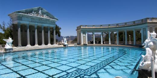twitter header hearst castle