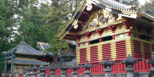 twitter header Nikko Golden Temple