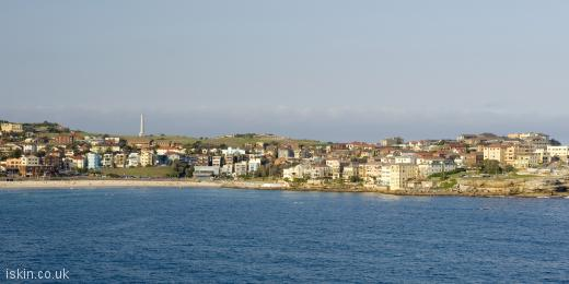twitter header North bondi beach