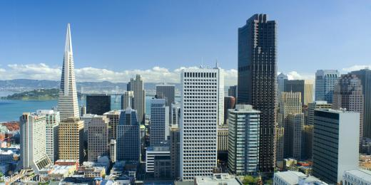 twitter header Downtown San Francisco Buildings