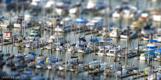 twitter header Boats in the Marina