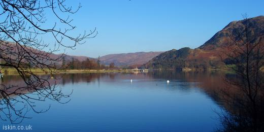 twitter header Lake Ullswater