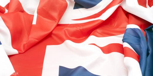 twitter header british flag background