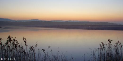twitter header Estuary Sunrise