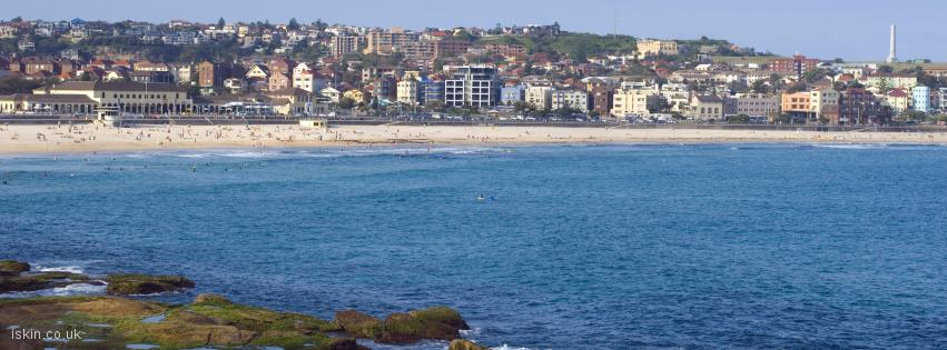 facebook header Bondi Beach View