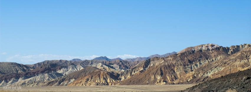 facebook header California Desert
