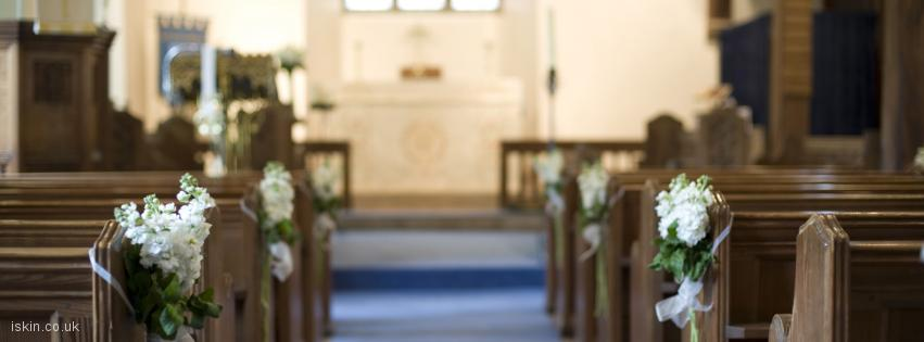 facebook header Church Aisle