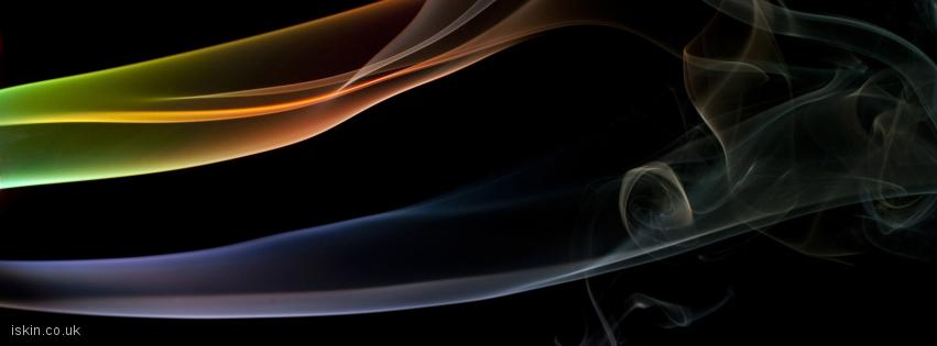 facebook header ethereal smoke lines