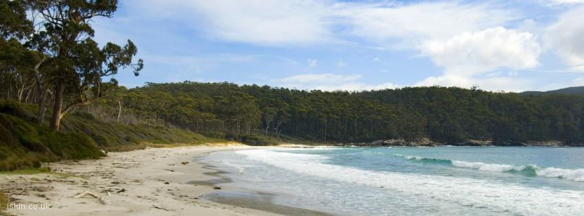 facebook header Fortesque Bay Beach