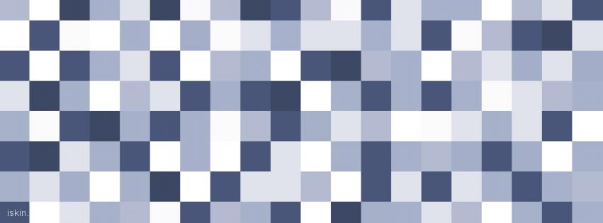 facebook header grey blue tiles