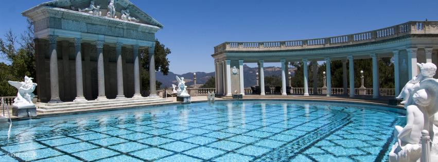 facebook header hearst castle