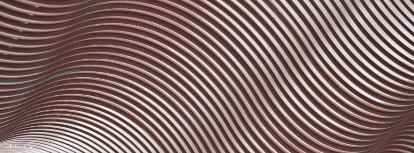 facebook header metal wave
