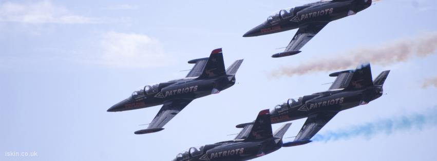 facebook header patriots jet team