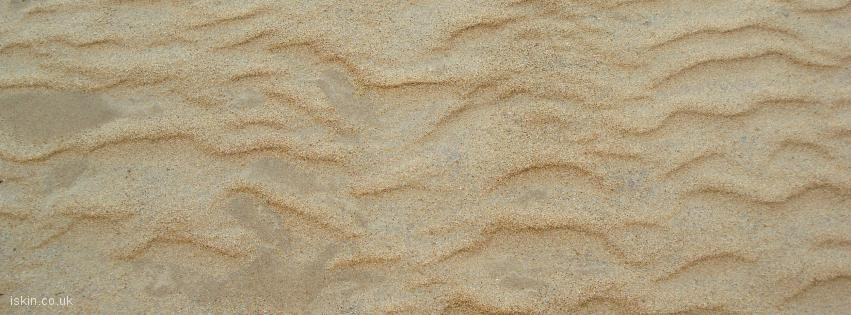 facebook header Sand Waves