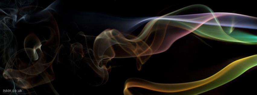 facebook header colorful smoke whisps