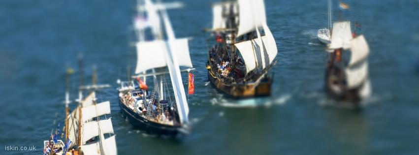 facebook header Square Rig Sailing Ships