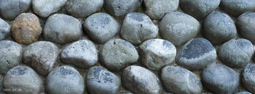 facebook header cobble stones