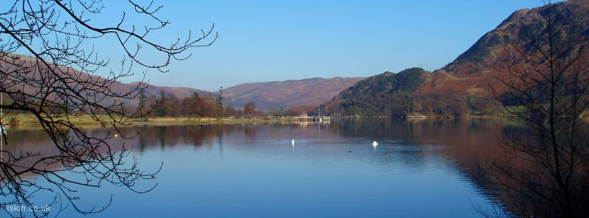 facebook header Lake Ullswater