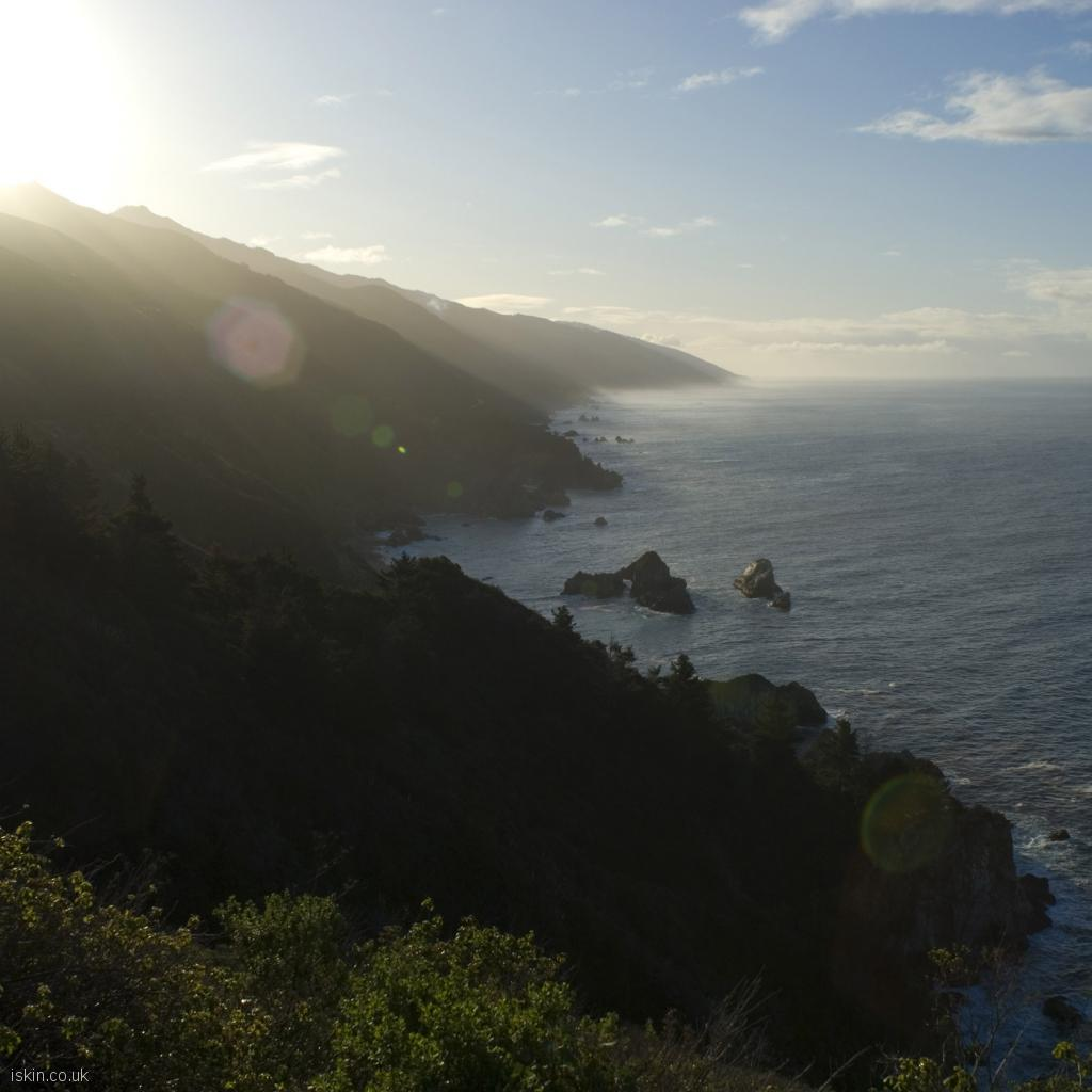 ipad wallpaper big sur morning light