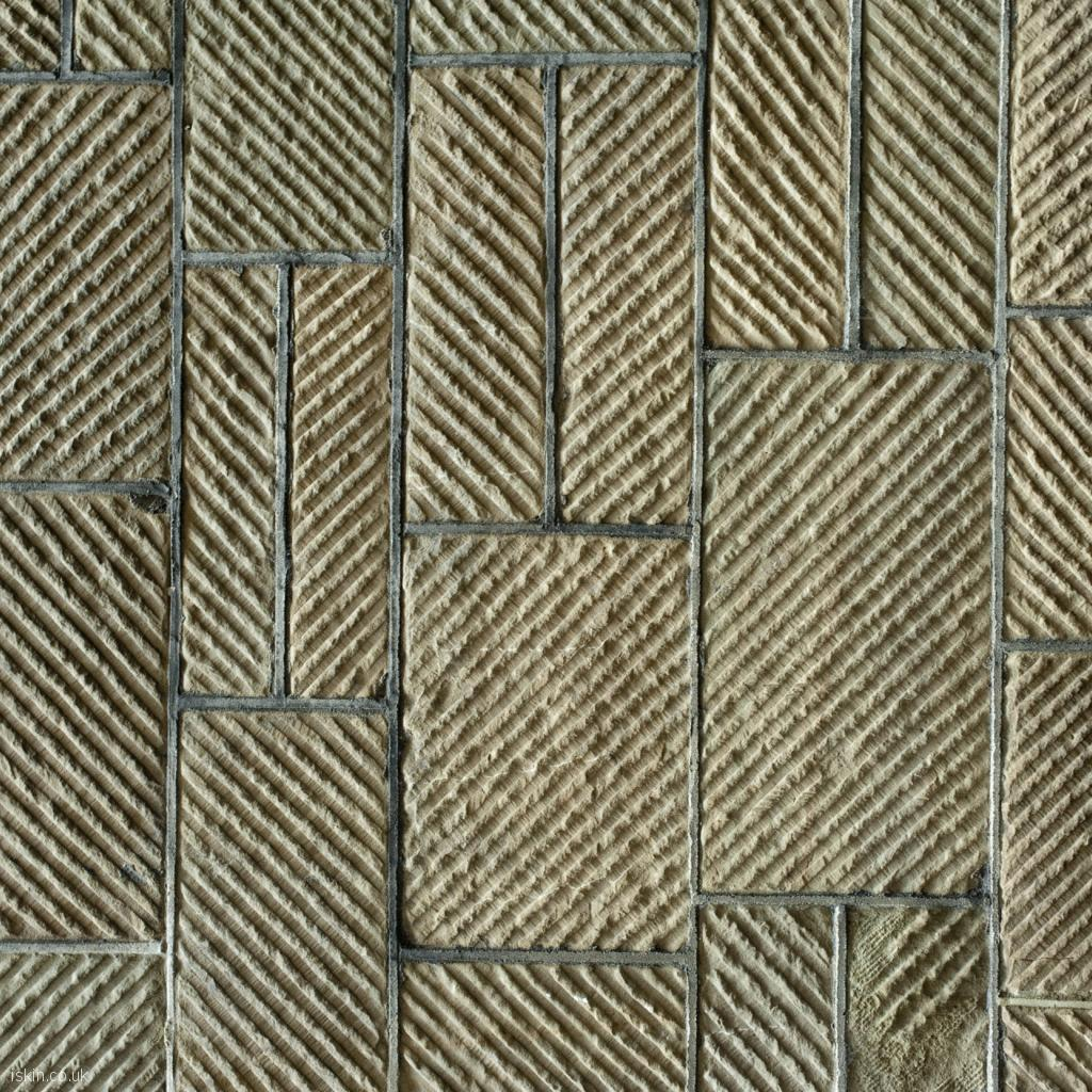ipad wallpaper brick op art