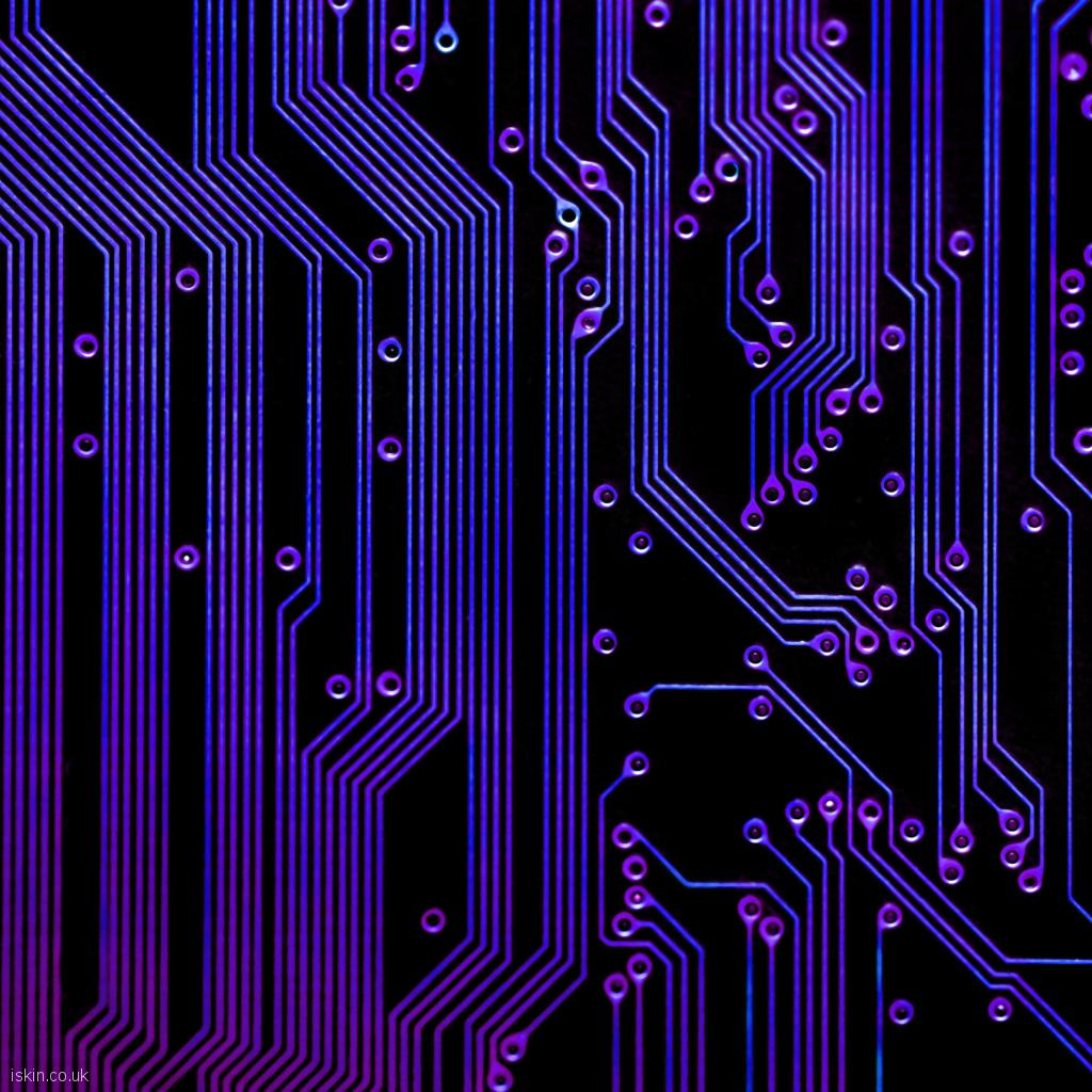 ipad wallpaper printed circuit board