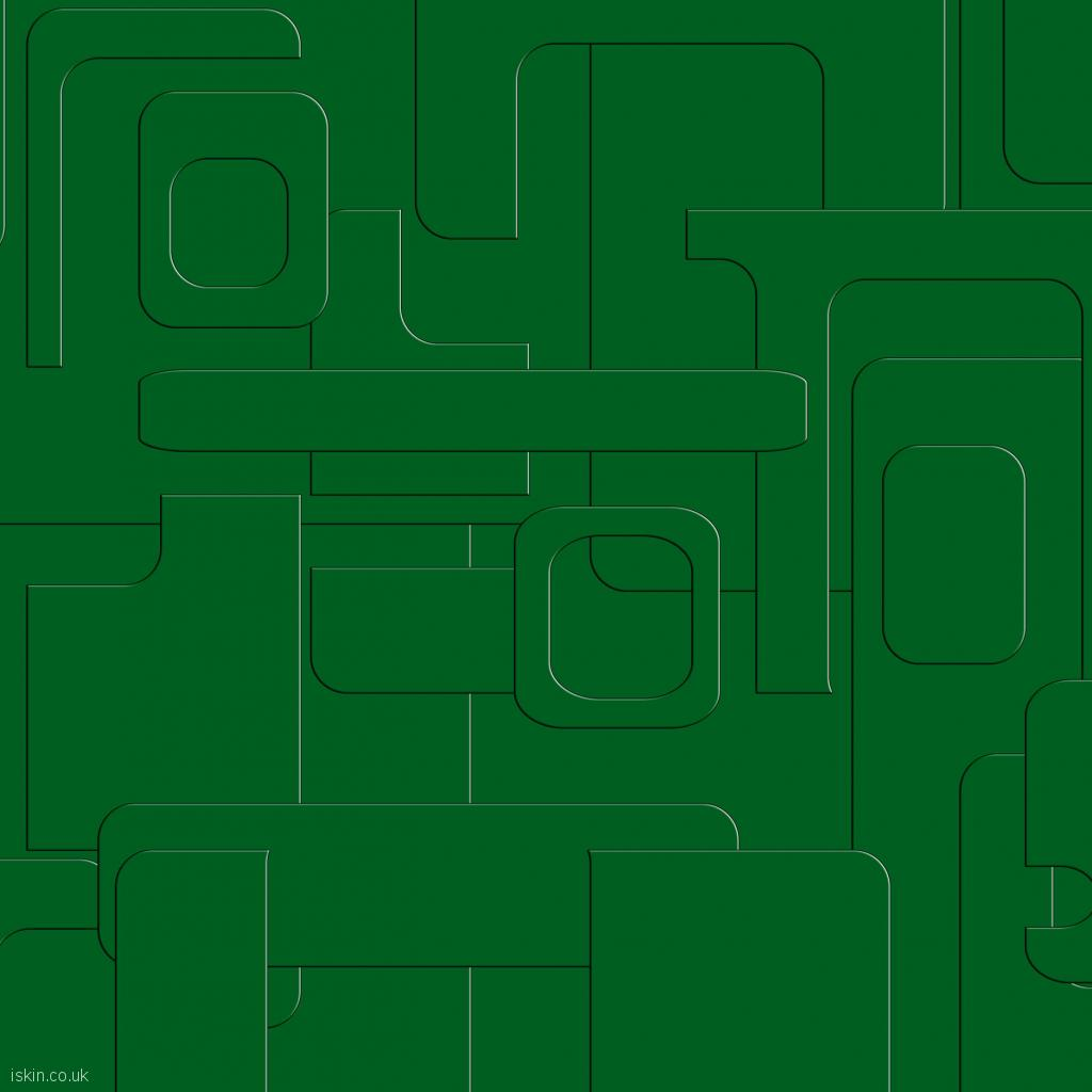 ipad wallpaper Green Overlaps