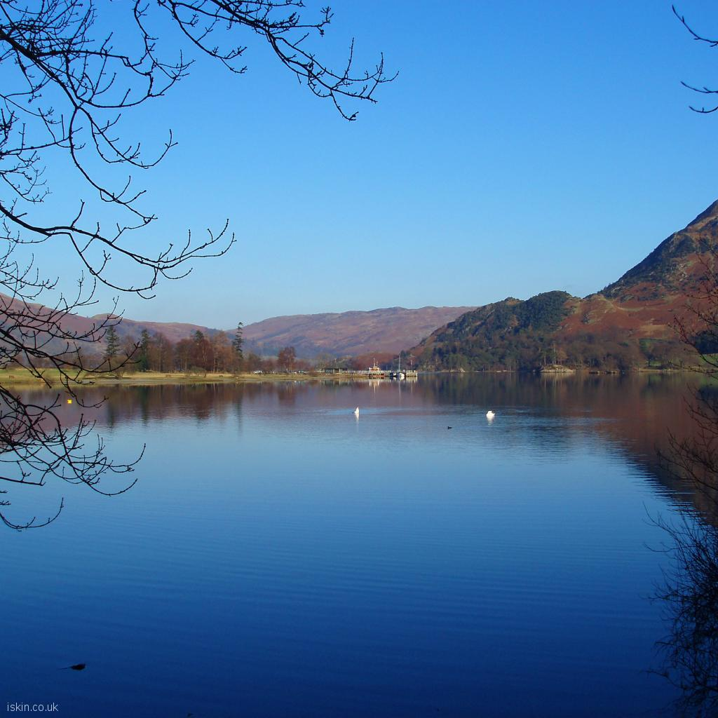 ipad wallpaper Lake Ullswater
