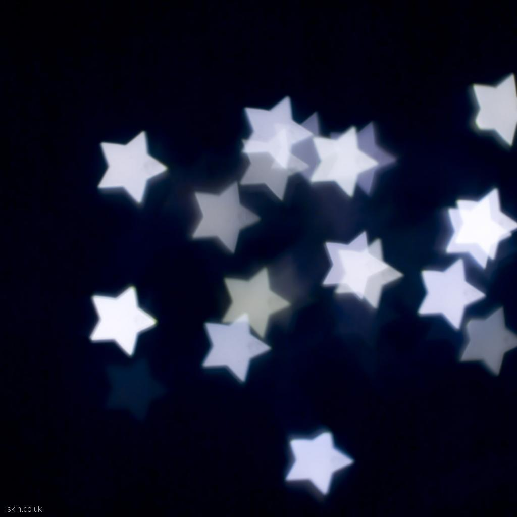 ipad wallpaper White Stars