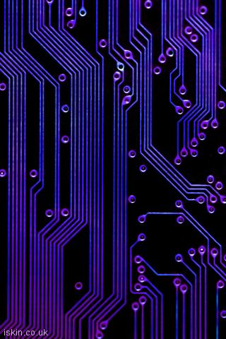 iphone portrait wallpaper printed circuit board