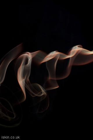 iphone portrait wallpaper smoke abstract