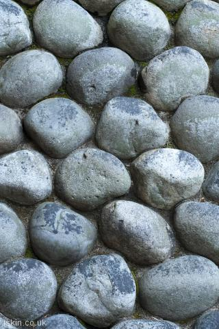iphone portrait wallpaper cobble stones