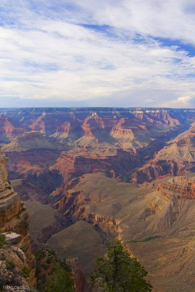 iphone 4 portrait wallpaper grand canyon panorama