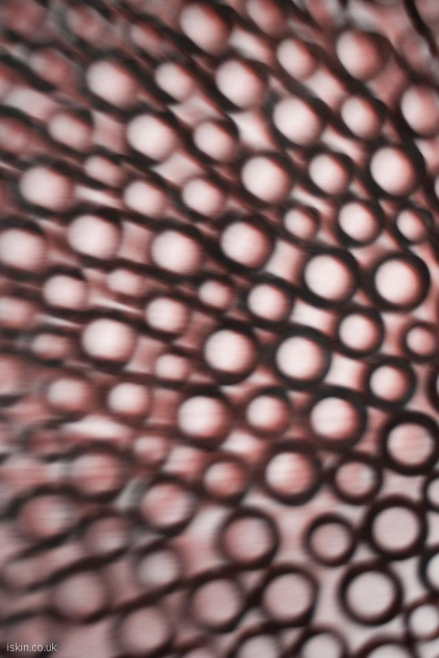 iphone 4 portrait wallpaper motion blur op art