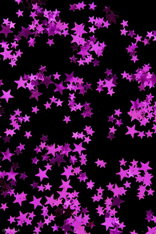 iphone 4 portrait wallpaper pink stars